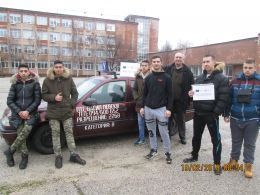 Бъдещи водачи на МПС - ПТГ Васил Левски - град Видин