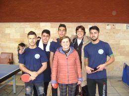 Отбор по тенис - ПТГ Васил Левски - град Видин
