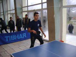 Състезание по тенис на маса - ПТГ Васил Левски - град Видин